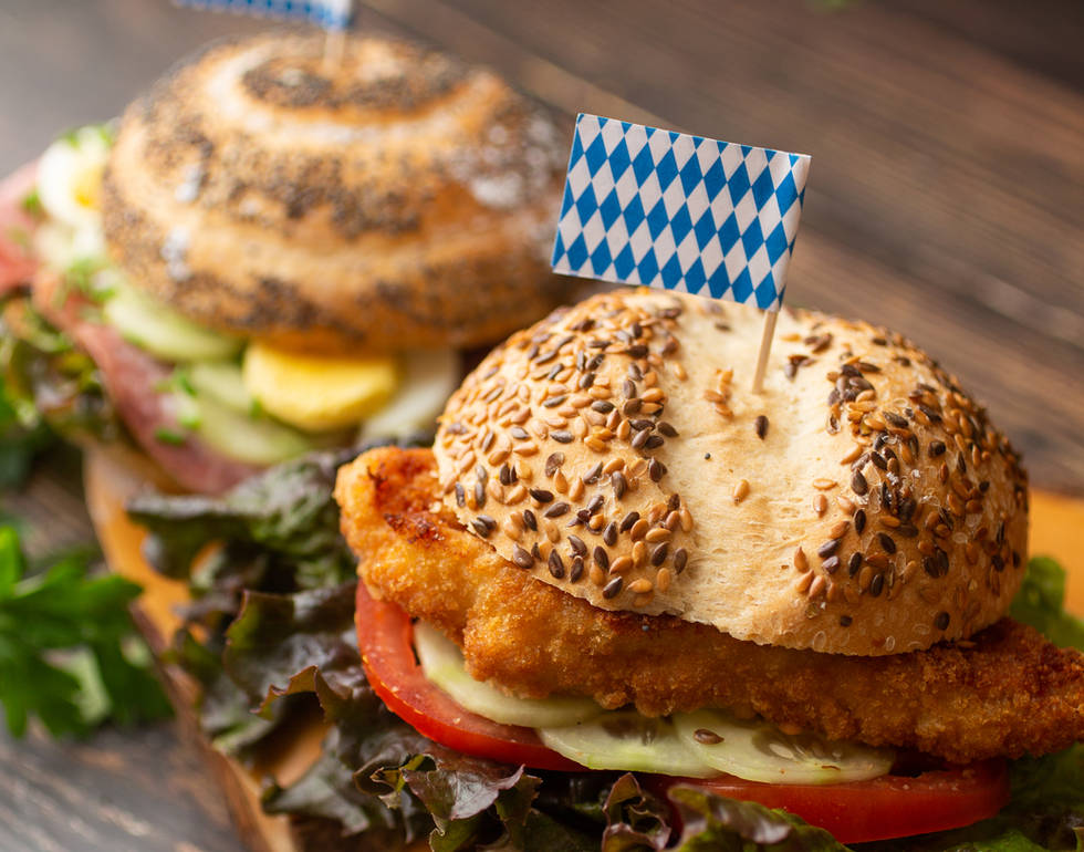 Try All Our Authentic and Fresh Sandwiches Made to Order!