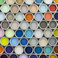 A leading paint brand