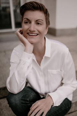Traurednerin Tanja Herz