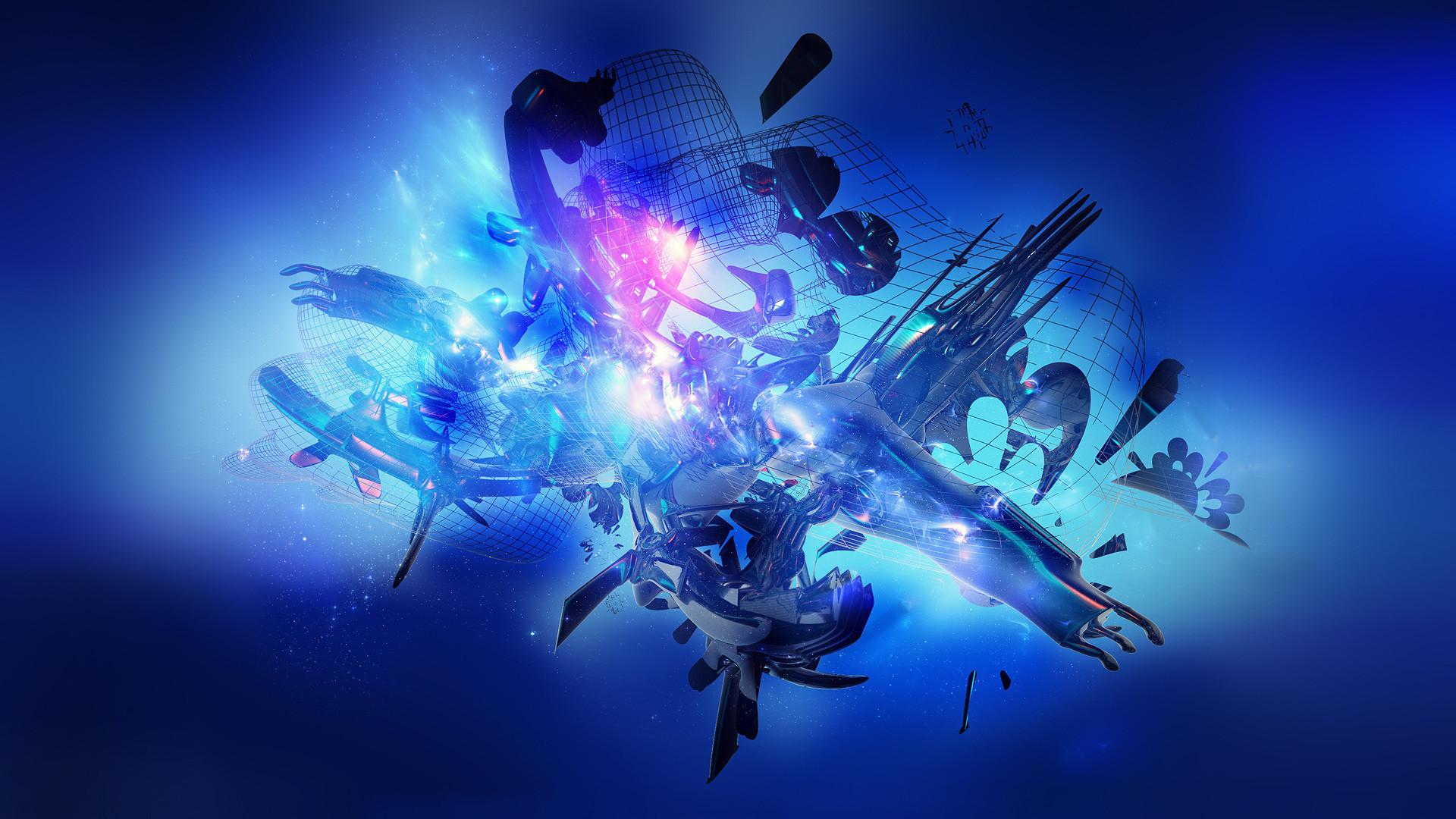 Cool sci-fi wallpaper 4k desktop background free download