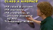 """1. Class """"A"""" Airspace"""