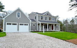 Wellesley new home construction