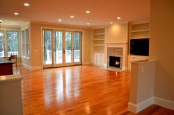 Wellesley modern living area