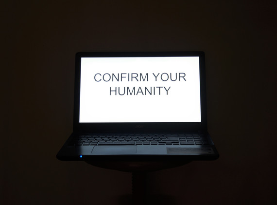 Confirm Your Humanity at Manipulate Festival 2019