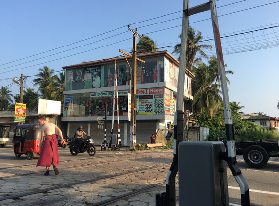 MADDOGZ, Sri Lanka.