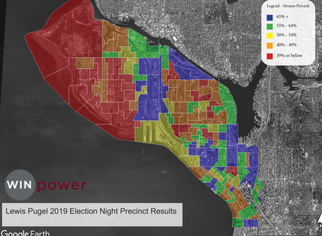 Lewis 2019 Election Night Results By Precinct