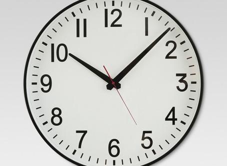 Make Daylight Savings Time Permanent