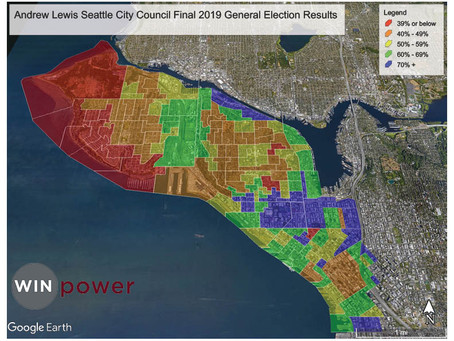 Andrew Lewis Final 2019 General Election Results By Precinct