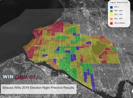 Strauss Election Night 2019 Precinct Results