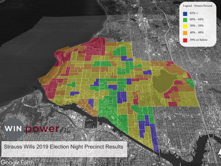 Strauss Election Night 2019 Precinct Results
