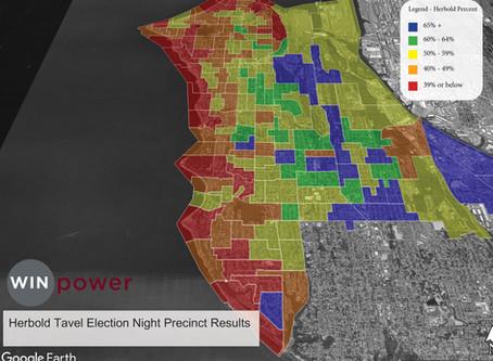 Herbold Election Night 2019 Precinct Results