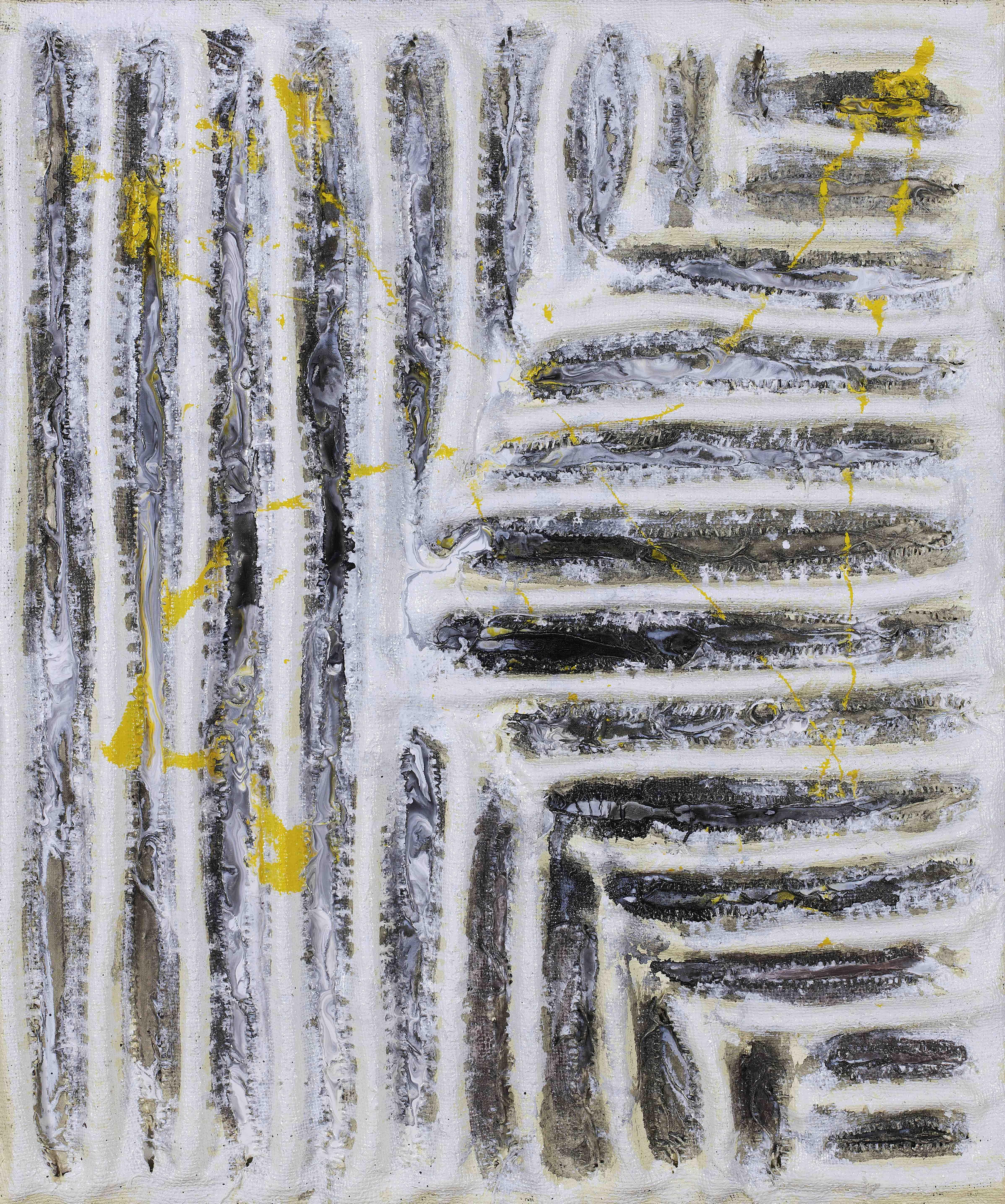 Tsuyoshi MAEKAWA, Untitled 160112, 2015 - 73x61.5cm (20F)_bd