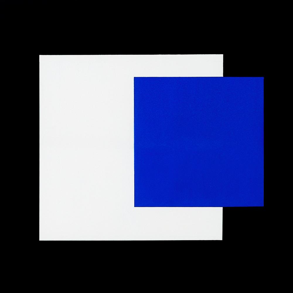 Claisse (1935) - ADN, 1972, Gouache sur papier, 40 cm x 40 cm