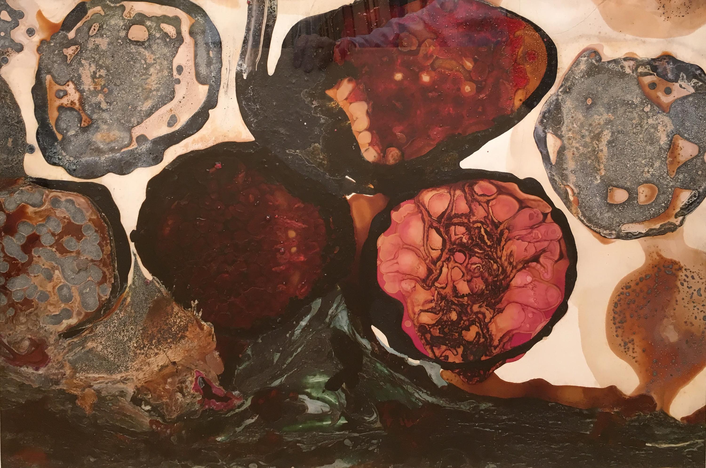 Senkichiro_Nasaka,_Work,_1962,_matériaux_mixtes_sur_papier,_69_x_46_cm