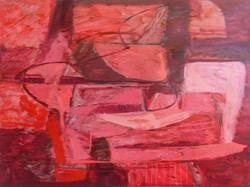 Pedrosa, Mercato delle Spezie, 2014 oleo su tela 100 x 200 cm