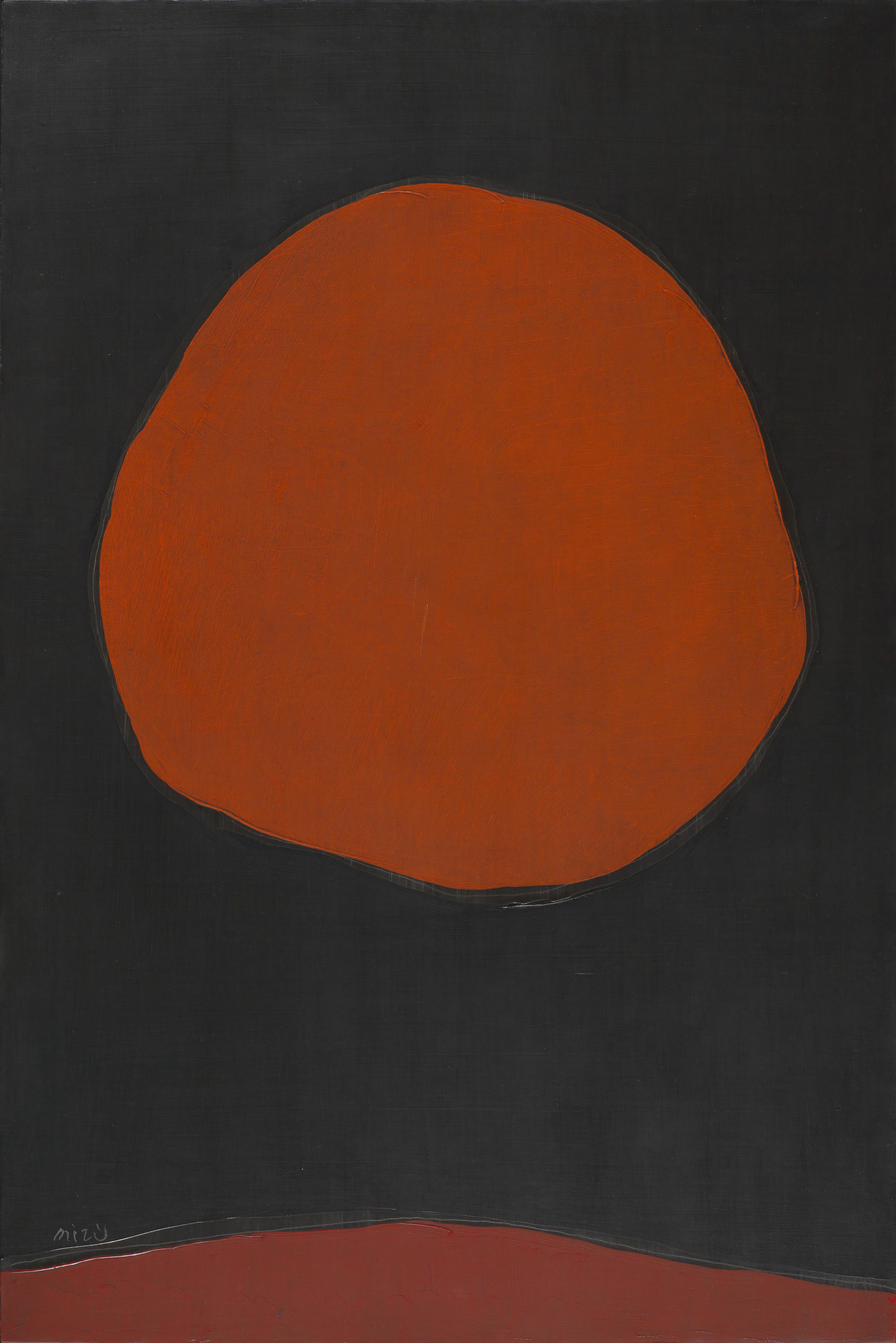 Tetsuo MIZU, VOICE, 2016 - 91x60.6cm (30M)
