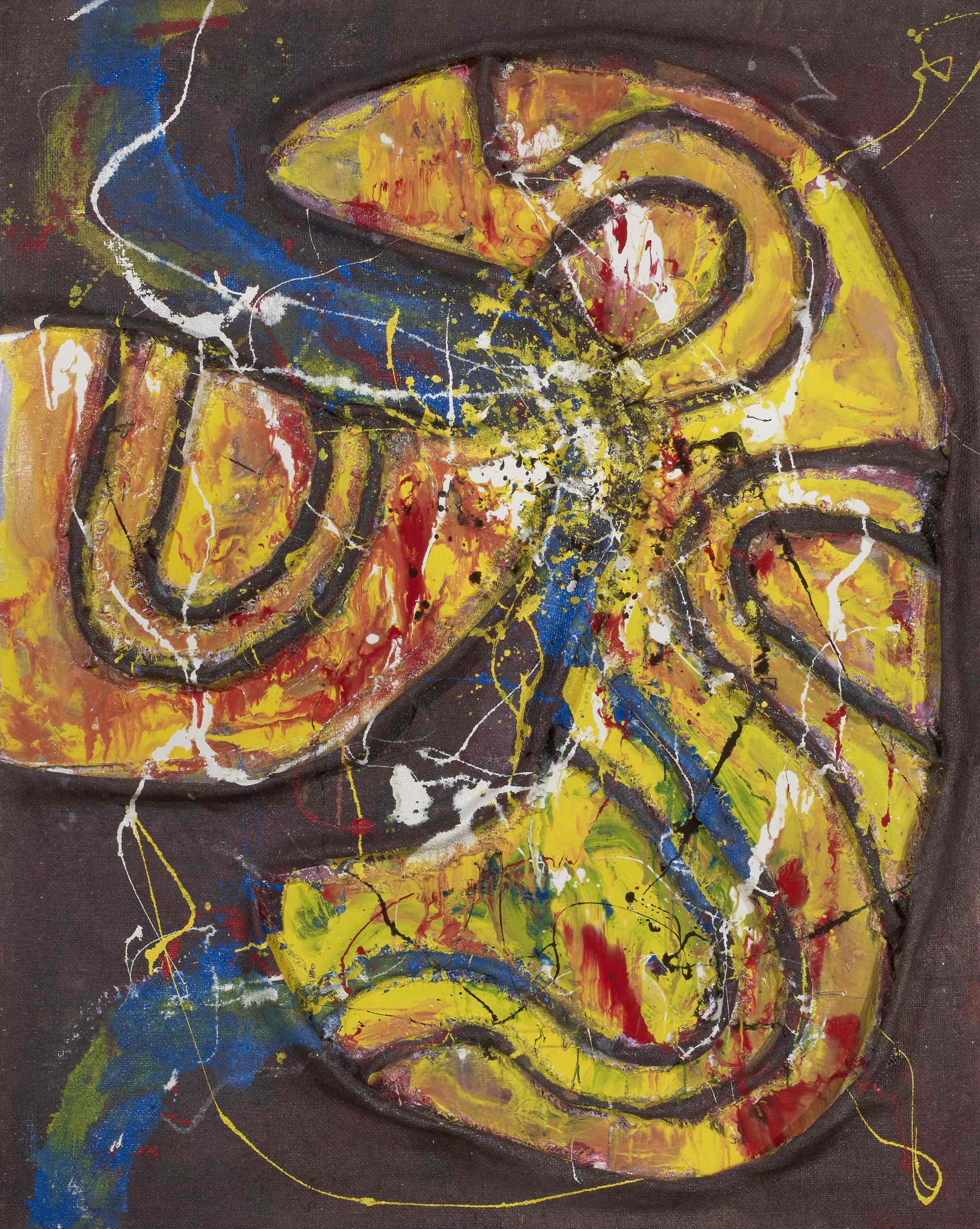 Tsuyoshi MAEKAWA, Untitled 141262, 2014 - 165x133.6cm (100F)_bd