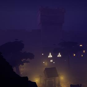 Misty Wall