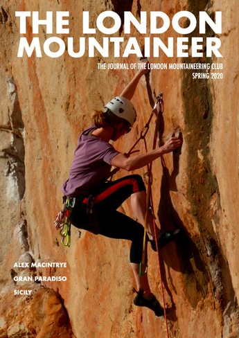 The London Mountaineer Spring 2020