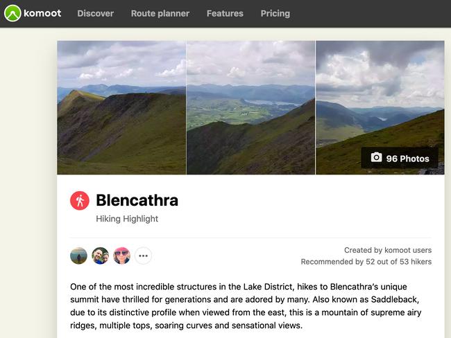 Blencathra SEO Highlight