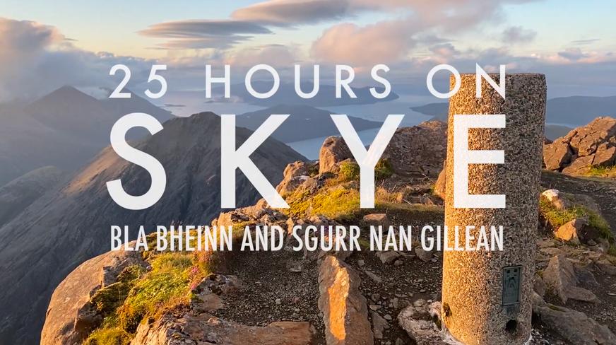 25 Hours on Skye – Bla Bheinn and Sgurr nan Gillean