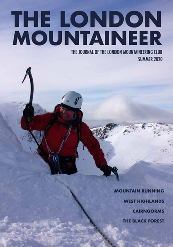 The London Mountaineer Summer 2020