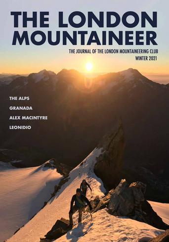 The London Mountaineer Winter 2021