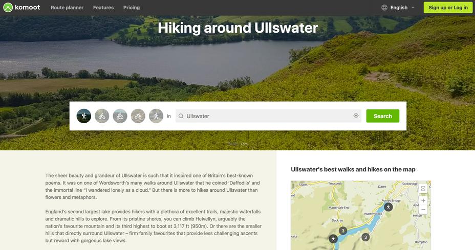 Ullswater SEO Guide
