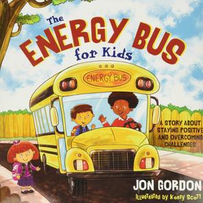A Certified Energy Bus School!