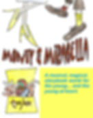 Monty & Mirabella Poster