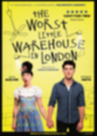Worst Little Warehouse in London Poster