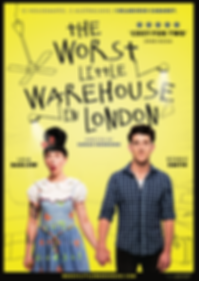 Poster for The Worst Little Warehouse In London