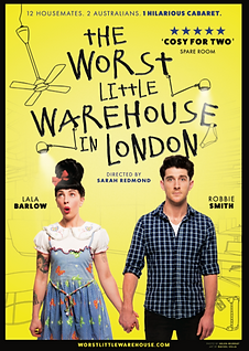 The Worst Little Warehouse In London Poster