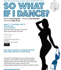 So What If I Dance Poster