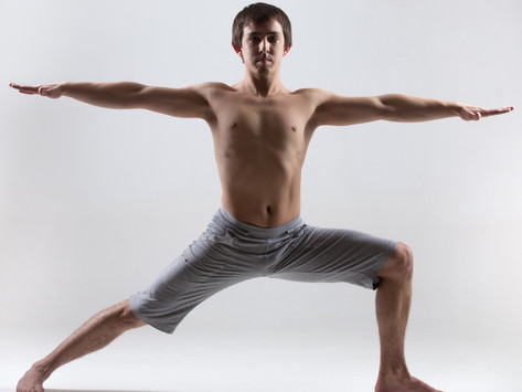 It's time to stop worrying about your back foot in Virabhadrasana II