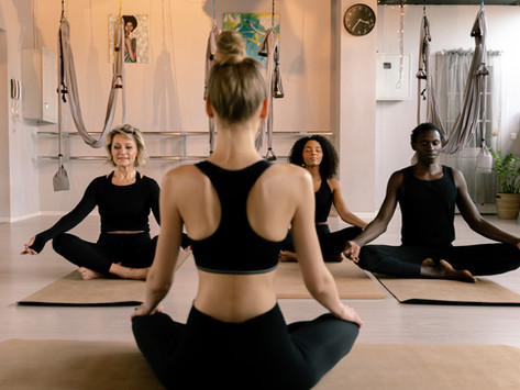 Yin Yoga & Chinese Medicine: Be mindful of your language (Pt. 1)