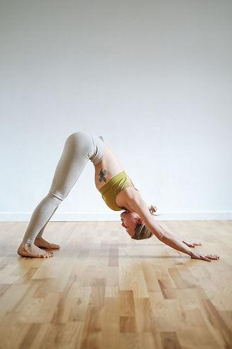 Karina Smith Yin Yoga