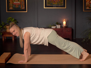 Are my arms too short for yoga?
