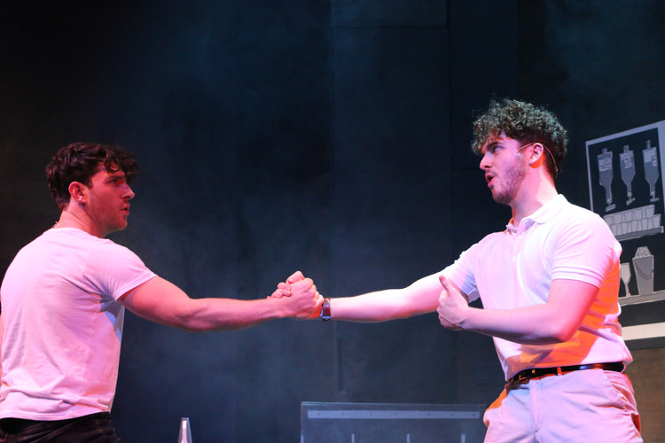 Bromance at The Other Palace Directed by Sarah Redmond Palace Directewd by Sarah RedmondIMG_8660.JPG