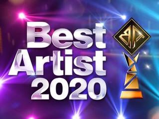 【Media】日本テレビ「ベストアーティスト2020」に出演します