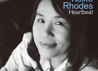 【Release】Keiko Rhodesさんのアルバムに参加しました