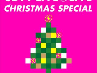【Media】TBS「CDTVライブ!ライブ!クリスマススペシャル」に出演します