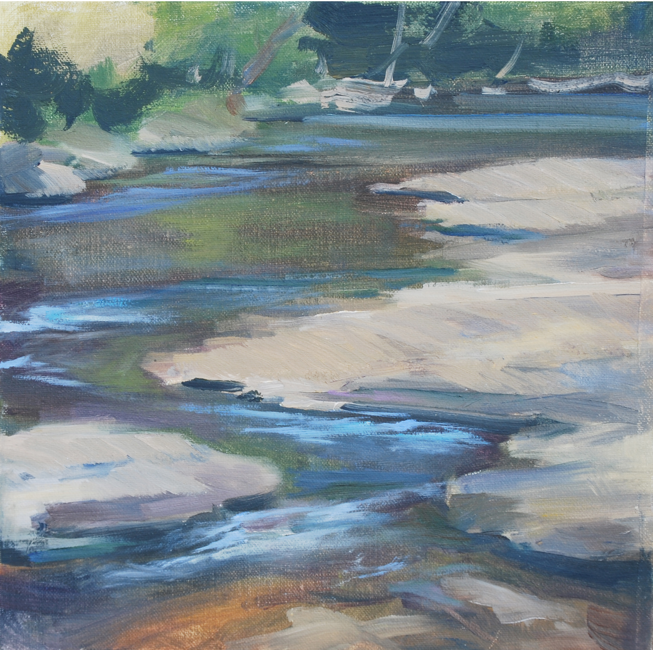 Belle Meade Creek 8x8 .jpg