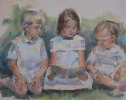 three Children low res