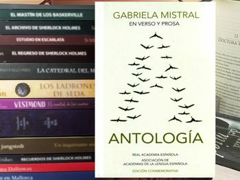 Gabriela Mistral: Antología en verso y prosa