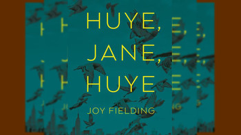 Huye, Jane, huye - Joy Fielding