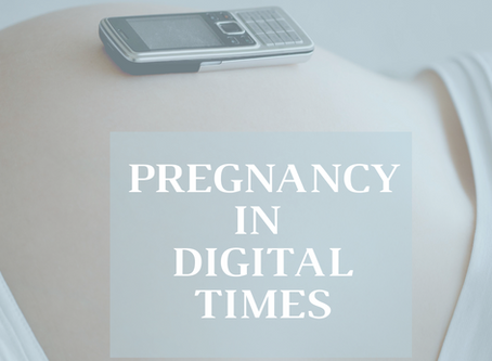 Pregnancy in the Digital Age