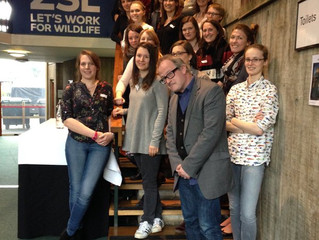An interview with the Soapbox Science team