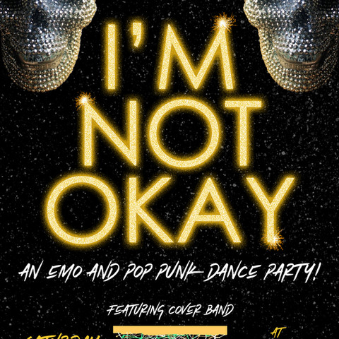 New Years Emo Theme Party, for DJ Baby Van Beezly