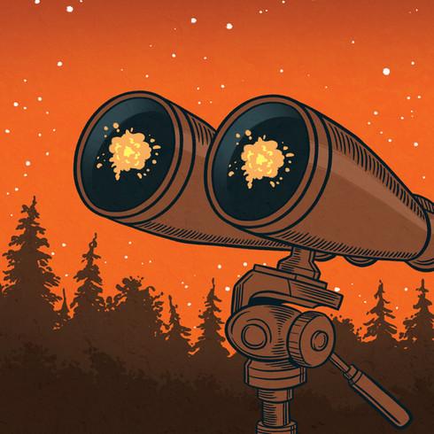 Skysplosion, for Sky & Telescope